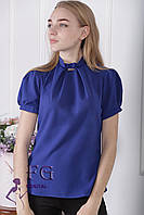 Блузка с коротким рукавом «Агата»| Распродажа , фото 1