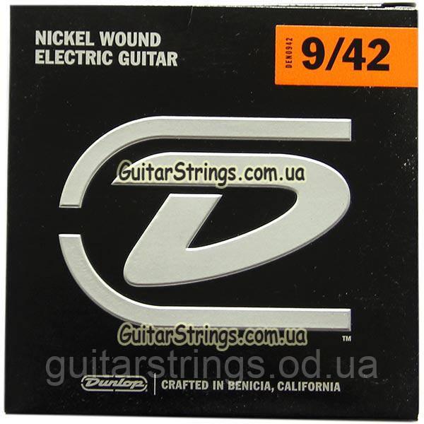 Струны Dunlop DEN0942 Nickel Wound Light 9-42