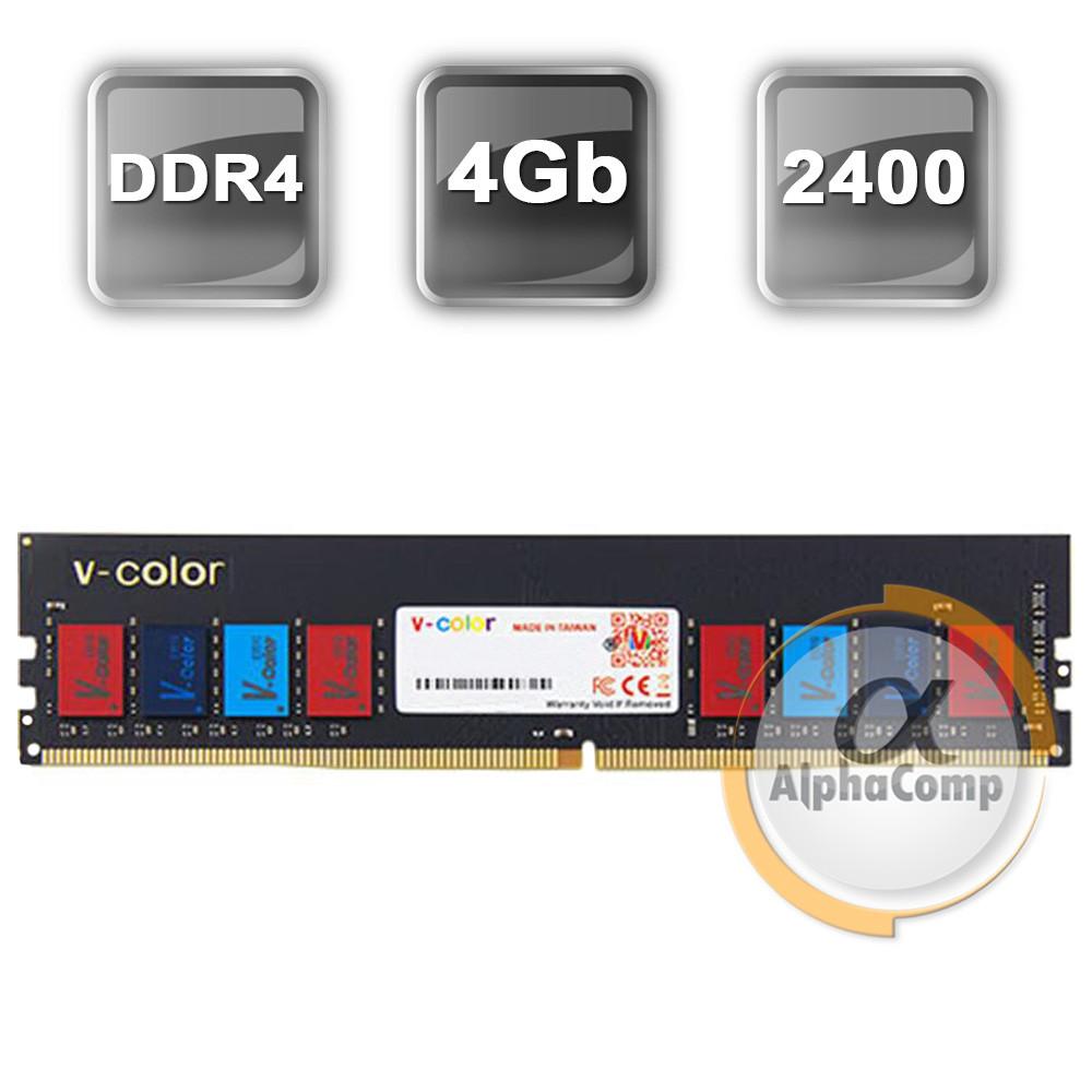 Модуль памяти DDR4 4Gb V-COLOR (TC44G24S617) 2400