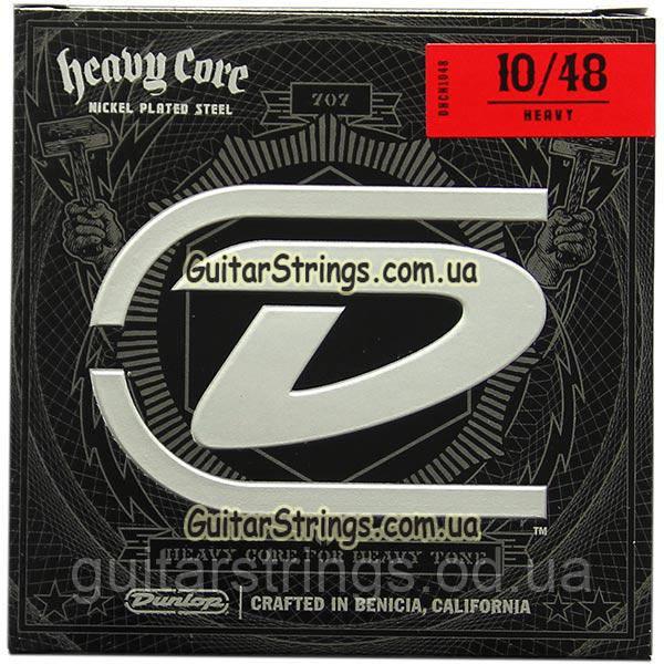 Струны Dunlop DHCN1048 Heavy Core 10-48
