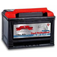 Аккумуляторы для грузовиков автомобилей автомобилей  SZNAJDER Truck Freeway 6СТ-120Aз 950A R
