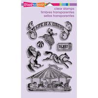 Штамп акриловый Carousel Circus SCC1157