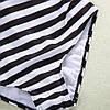 Сексуальный монокини купальник Полоски, фото 6
