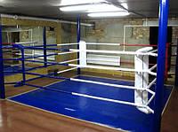 Ринг боксерский напольный