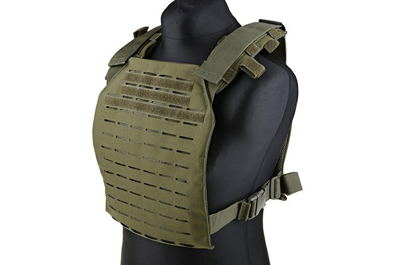 Жилет тактический (разгрузочный) Sentry PC Laser-Cut - olive drab [Condor] (для страйкбола)