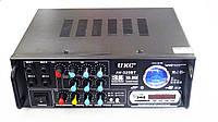 Усилитель Звука UKC AV-325BT + Bluetooth + Караоке
