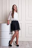 Женская юбка с фатином, фото 6