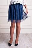Женская юбка с фатином, фото 4