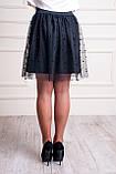 Женская юбка с фатином, фото 9