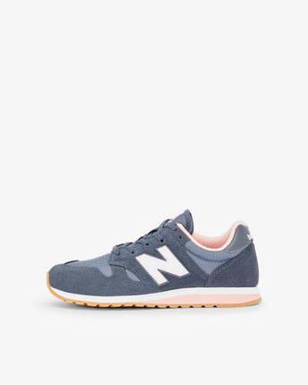 Оригинал Женские кроссовки NEW BALANCE Wl520CH Grey/Rose, фото 2