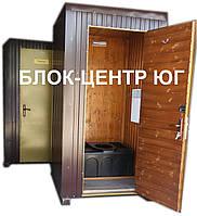 Биотуалет зимний утепленный Комфорт  ТПК-1 Украина