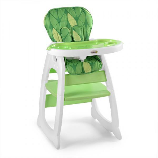 стульчик для кормления трансформер 2в1 Hz505 5 зеленый в