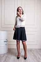 Молодежная юбка с карманами, фото 1