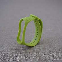 Ремешок Xiaomi Ribbed Strap for Mi Band 3 Lime Green (XMB3-RIB-LGR)