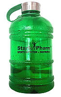 Бутылка для воды Stark Pharm - Hydrator (1890 мл) зеленая (Water bottle Sport Nutrition & Nootropics)