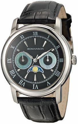 Часы Romanson TL2616FMWH BK