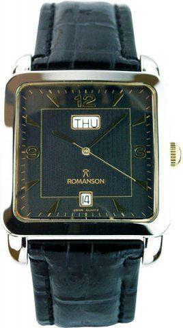 Часы Romanson TL1579CX2T BK