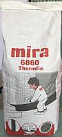 Клей для пенопласта, минеральной ваты mira 6860 thermfix 25 кг в Днепре