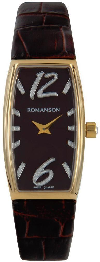 Часы Romanson RL2635LG BROWN