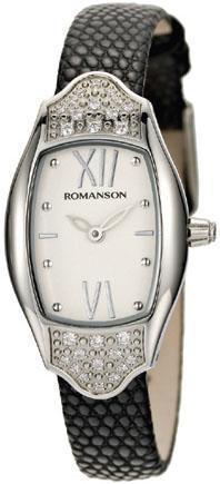 Часы Romanson RL1266QLWH WH