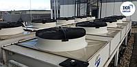 Конденсатор воздушного охлаждения Б/У Güntner S GVH 101A 5S 332 кВт