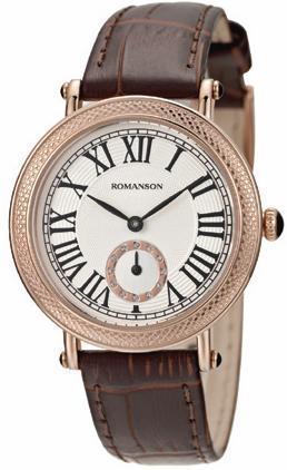 Часы Romanson RL1253BLRG WH