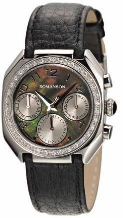 Часы Romanson RL1208BLWH BK