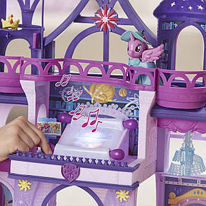 Май Литл Пони Замок Сумеречной Искорки Твайлайт Спаркл My Little Pony Twilight Sparkle Magic School, фото 2