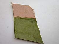 Краска для кожи WATERSTAIN Fenice на водной основе 100 мл зелёная светлая (Италия)