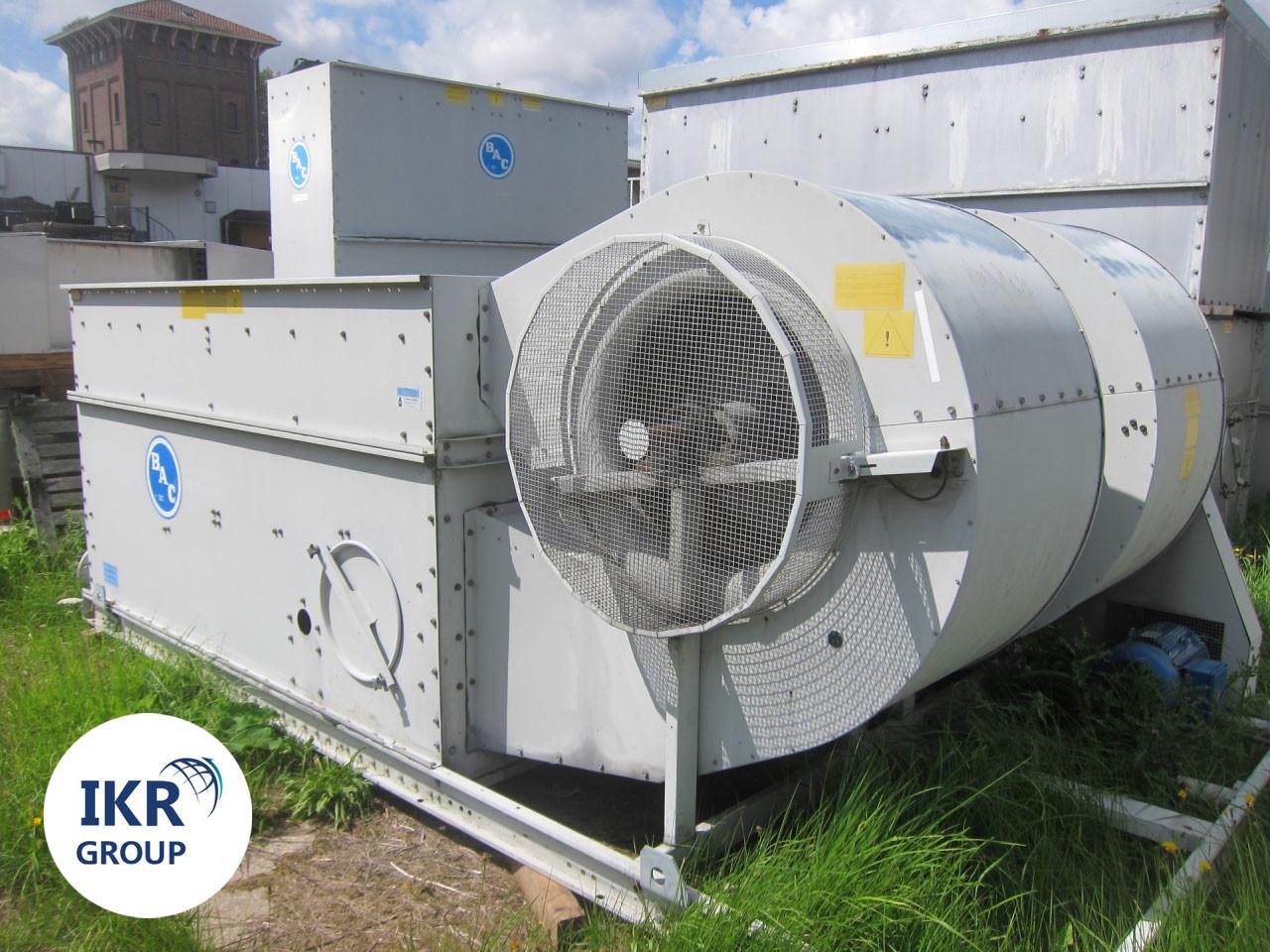 Конденсатор воздушного охлаждения Б/У Baltimore VTL 139-R 489 кВт