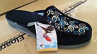 Тапочки шлепанцы молдавские с вышивкой оптом, фото 1