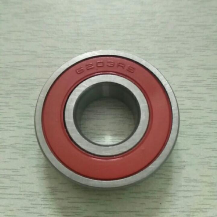Подшипник натяжных роликов 6203-2RS мототрактора колесо 6.00-12