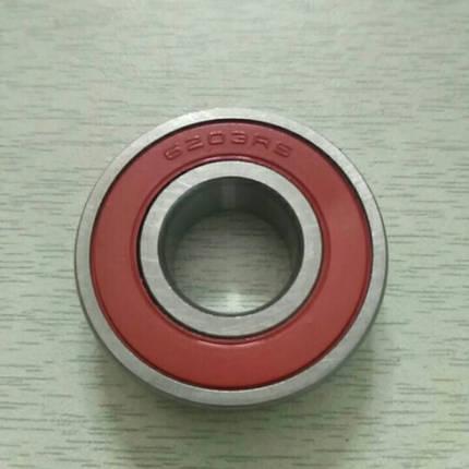 Подшипник натяжных роликов 6203-2RS мототрактора колесо 6.00-12, фото 2