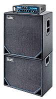 Басовый стэк (голова + 2 кабинета) (Made in UK) Laney NEXUSSLS-N115-N410