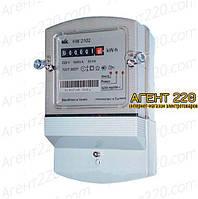 Счетчик электроэнергии НІК 2102-02 М1В, однофазний 5(60)А, 5А