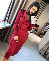 Шикарное женское платье шелк