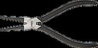 Щипці для стопорних кілець Neo, 180  мм, для внутрішніх/прямі