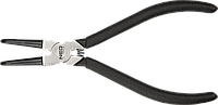 Щипці для стопорних кілець Neo, 170  мм, для внутрішніх/загнуті