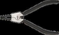 Щипці для стопорних кілець Neo, 300  мм, для зовнішніх/загнуті