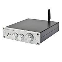 Аудио усилитель TPA3116 2 x 100Вт, Bluetooth 5.0 Qualcomm®CSR QCC3003, SBC и AAC кодеки
