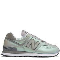Женские кроссовки New Balance WL574KSC Silver