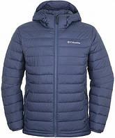 Куртка утепленная мужская Columbia Powder Lite™ Hooded Jacket(XXL) 1693931-478