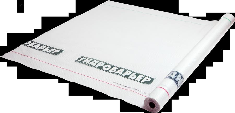 Гідроізоляційна плівка Гідробар`єр Д90, Гидроизоляционная пленка Гидробарьер Д90