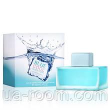 Antonio Banderas Blue cool seduction, женская парфюмированная вода 100 мл.