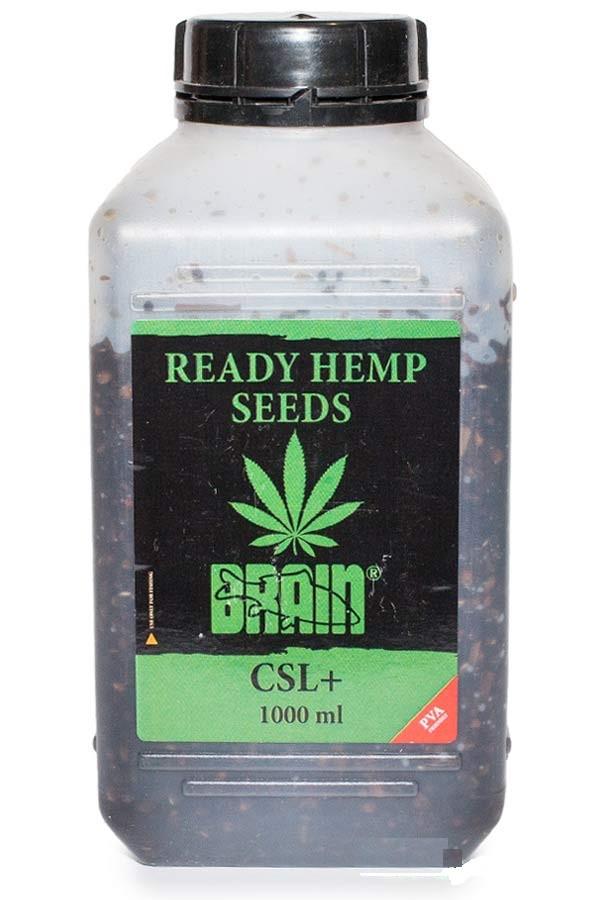Конопля Brain Ready Hemp Seeds + CSL 1000ml