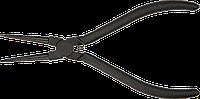 Щипці для стопорних кілець Topex, 180  мм, для внутрішніх/прямі