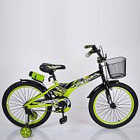 "Велосипед ""Racer-18"" Green, фото 1"