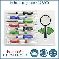 Набор отверток и инструментов Baku BK-8600