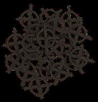 Хрестики дистанційні Topex 4,0 мм, 100 шт.