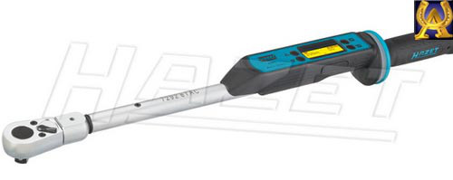 """Электронный динамометрический ключ 10-200 Nm 1/2"""", Hazet 7292-ETAC"""
